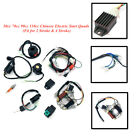 50cc 90cc 110cc CDI Wire Harness Stator Assembly Wiring for ATV Electric Quad US
