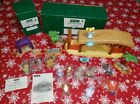 Fisher Price Little People Nativity Set W2869 + Shepherds W6146 + Wise Men W6147
