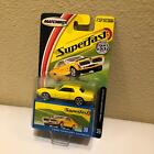 Matchbox Superfast 35 Years 1968 Mercury Cougar Limited Edition 1 39 Yellow B11