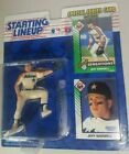 Starting Lineup 1993 MLB Jeff Bagwell Figure and cards SLU Kenner