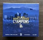 2020 Topps Now Los Angeles Dodgers World Series Champions Cards and Collaborations Guide 13