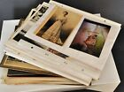 Lot of 45 Old Antique Black  White Photos Early Photographs BI12222020