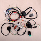 CDI Wire Harness Stator Solenoid Assembly Wiring Kit Fit for 50cc 125cc ATV Quad