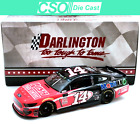 Clint Bowyer 2019 Rush Truck Centers Darlington Throwback 1 24 Die Cast IN STOCK