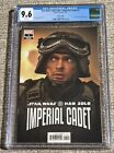 Star Wars Han Solo Imperial Cadet 1 Marvel 2019 CGC 96 NM+