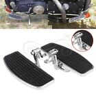 Adjustable Floorboard Footboards Pedals For Harley Dyna Wide Glide FXDWG Softail
