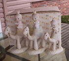 PRECIOUS MOMENTS NATIVITY E 5624 THEY FOLLOWED THE STAR 3 KINGS CAMELS WISE MEN