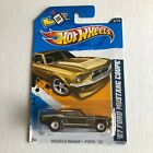 Hot Wheels 67 Ford Mustang Coupe Muscle Mania Super Treasure Hunt CL11
