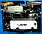 HOT WHEELS TEAM TRANSPORT BACK TO THE FUTURE TIME MACHINE DR BROWN VAN LIMITED