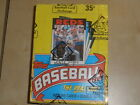 1986 Topps Baseball BBCE AUTH FASC FROM A SEALED CASE 36 PACK Wax Box