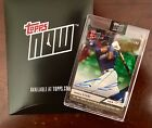 """RONALD ACUNA ROOKIE AUTOGRAPH - 2018 Topps Now #125A """"1st Hit"""" On-Card Auto RC"""