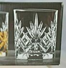 6 RCR Italian Melodia Crystal Whiskey Cocktails Tumbler Glasses Luxion Crystal