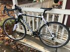Cannondale Super X 3 Carbon fiber Cyclocross bike size 52 cm white with black