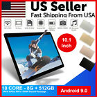 101 WiFi Tablet Android 10 HD 8G+512G 10 Core PC Google GPS+ Dual Camera 2020