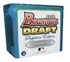 2020 Bowman Draft Sapphire Edition Box - Online Exclusive In Hand Ready to Ship