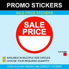 Sale Price Stickers - Available In 6 Sizes
