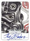 2015 Topps Star Wars Illustrated: The Empire Strikes Back 42
