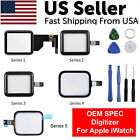 For Apple Watch Series 4 3 2 1 38mm 42mm 40mm 44mm Touch Screen Digitizer Glass