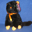 TY JINXY the BLACK CAT BEANIE BABY - MINT with MINT TAG - TY EXCLUSIVE