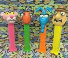 PEZ -Pink Panther - non-US set of 4 -loose - retired.