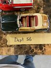 Franklin Mint 1948 Chrysler Town  Country Woody Convertible 124 Diecast Car