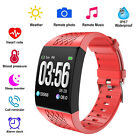 Smart Watch Fitness Tracker Heart Rate Monitor / Sleep Monitor IP68 Waterproof fitness heart ip68 monitor rate sleep smart tracker watch waterproof
