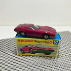 Lesney Matchbox Dodge Charger MK III No52 IN ORIGINAL BOX SUPERFAST
