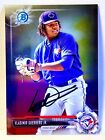 2017 Bowman Draft Variations Chrome Guide and Gallery 32