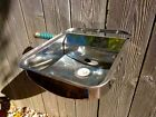 bearbear ProHydrate Stainless Water Bowl Fountain dogs horses  farm animals