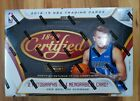 2018 18-19 PANINI CERTIFIED HOBBY BOX Sealed - 10 Packs - Luka Trae RC? - 3 Hits