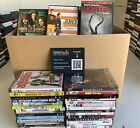 LOT OF 120 DVD MOVIES 120 BULK DVDS USED DVD MOVIE LOT WHOLESALE
