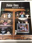 FENTON GLASS Especially for QVC 2002 Catalog Book  Price Guide JAMES MEASELL