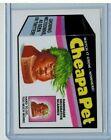 2017 Topps Garbage Pail Kids Presidential Inaug-Hurl Ceremony Cards 21