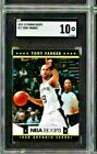 Tony Parker Cards, Rookie Cards and Autographed Memorabilia Guide 25
