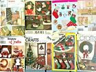 New Selections Sewing Patterns Pillows Curtains Bedding Home Decor Quilts