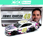Jimmie Johnson 2020 Ally Financial White 1 24 Die Cast IN STOCK