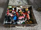 Vehicle Lot of Vintage toy Cars Trucks Trailers tractors old metal huge lot