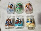 Welches Jelly Glasses Disney Mickey Mouse  The Spirit Of Mickey Complete Set