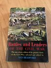 Book  Battles And Leaders Of The Civil War one volume Edition Ned Bradford