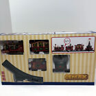 LEMAX North Pole Express Train Set  Holiday Village Sights & Sounds Train