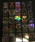 2009 Topps UFC Round 2 Complete Poster Review Insert Set 25 cards
