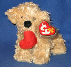 TY LOVESME the DOG BEANIE BABY - MINT with MINT TAGS