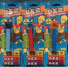 Pez Dispensers Coach Whistle B Set Of 3 MOC From 2006 - Retired