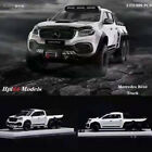 Pre Order Hpi64 1 64 Diecast Car Model Resin Mercedes Benz PickUp Truck LTD999