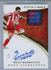 2020 Panini Immaculate Collection Soccer Cards 32