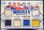 2016 Leaf In The Game Used Hockey Cards 6