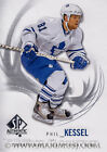 2009-10 Upper Deck SP Authentic Complete base set - 100 hockey cards