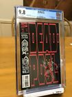 DEADPOOL #1 1993 GRADED CGC MT 9.8 WP 1ST SOLO THE CIRCLE CHASE -EMBOSSED RARE