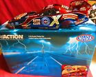 1 24 ACTION 2005 COLOR CHROME FUNNY CAR AAA ROBERT HIGHT ROOKIE OF THE YEAR