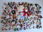 HUGE Lot 200 Pcs Vintage to Now Christmas Winter Jewelry